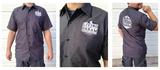 Men's XL Brewer's Shirt Charcoal